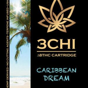 3CHI vape cart - Caribbean Dream