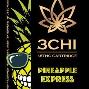 3CHI vape cart - Pineapple Express