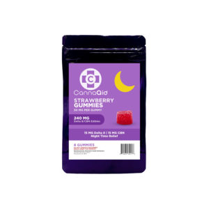 Canaaaid Delta 8 Sleep Gummies