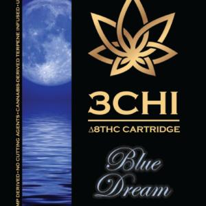 3CHI vape cart - Blue Dream