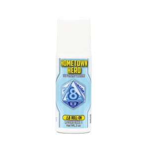 Hometown Hero Delta 8 THC Roll-On